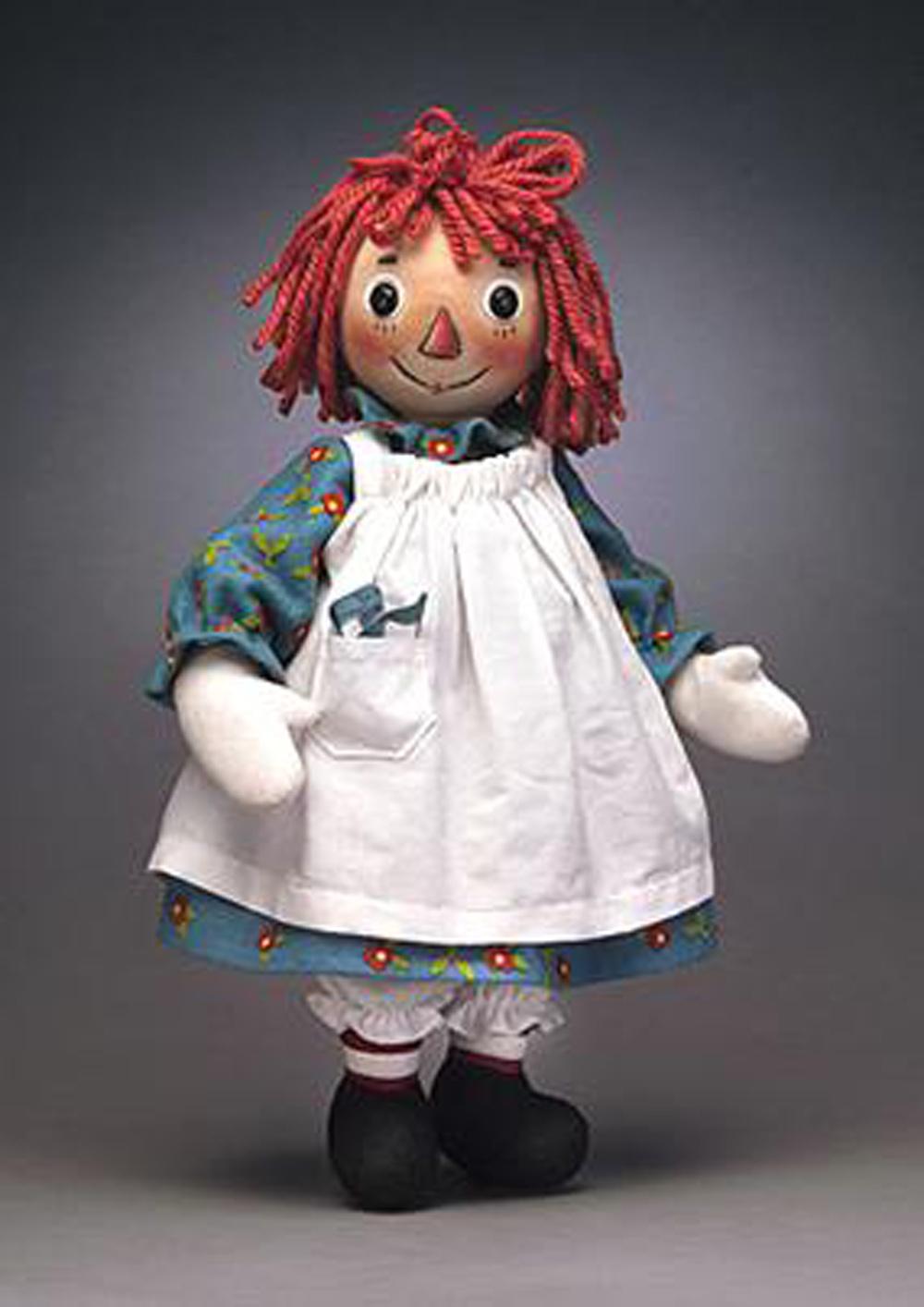 Вистава «Лялька Реґґеді Енн» (9-12)