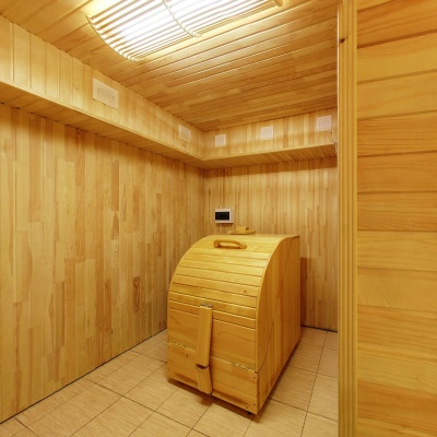 Phyto saunas
